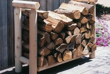 Firewood Storage / by Meg Quilty