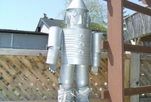 Tin Can Man / by Evil Cat