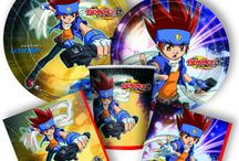 Beyblade Party Ideas