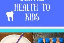 Dental Health Activities for Kids / Teach kids about the importance of dental health with great children's books and educational dental hygiene activities! #dentalhealthforkids #teachingdentalhealth #dentalhygieneforkids #toothactivitiesforkids #toothcrafts #dentalhealthbooksforkids