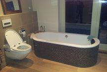 Sanidrome Gebr. Klok badkamer voorbeelden / Sanidrome Gebr. Klok uit Diever toont graag de door hen gerealiseerde badkamers.