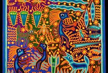 Mexican Folk Art / Love the colors, the spirit, the style...