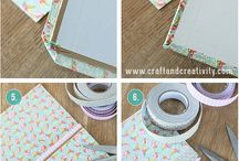 Crafty Crafty paper / Here you can find some crafts with paper