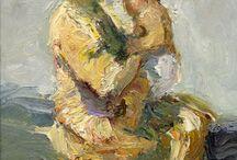 Mother and Child - moeder en kind / by Bianca Kleijer