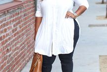 Fashion PLUS / plus size fashions
