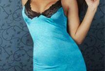 Dámské noční košilky | Ladies' nightgowns
