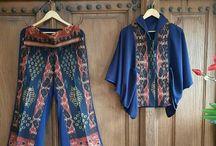 batik ikat