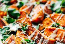 Sweet potato / Vegetarian