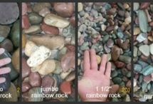 Rocks for landscaping / by dreamyard