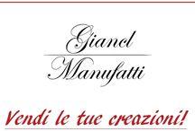 Giancl manufatti e le sue grandi creazioni / Creazioni artigianali