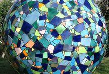 mozaiek balle