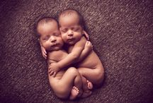 Twins Newborn Inspiration / by Lucy Crafter