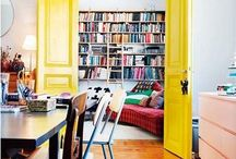 Living Room Idea Board / by Mary Pullias Henderson