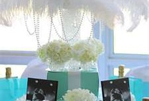 Table scape Ideas / by Kelli Bergoon