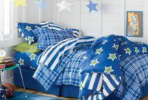 Boy bedroom ideas / by Kimberlee Levy