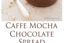 Chocolate spread.