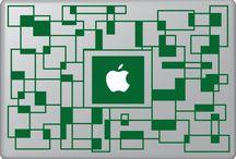 Geometric Patterns | MacBook / MacBook stickers | find us on https://www.etsy.com/it/shop/PasteITsticker