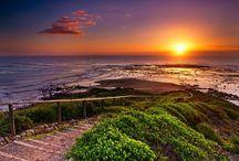 Sunrise & Sunset / by Hannah Jenkins
