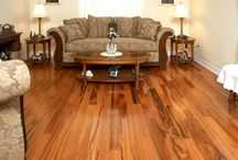 Tigerwood / Brazilian Tigerwood collection by Gaylord Hardwood Flooring