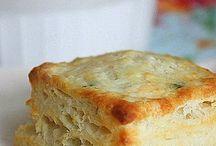 Breads Danish rolls