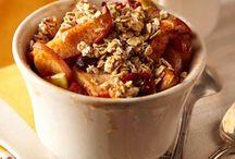 Cranberries - Desserts