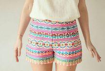 Pdf shorts et jupes nanas