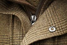 Plaids - Tweed - Denim - Sweater / Men's Fashion