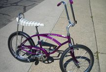 Schwinn Chopper delivery bike / カッコイイシュウィンやチョッパーデリバリーバイクを観覧出来ます。
