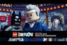 LEGO Dimensions Doctor Who news