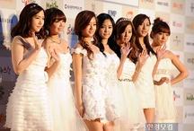 Apink / Chorong, Bomi, Eunji, Naeun, Namjoo, Hayoung. Bias: Namjoo
