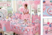Girl Birthday Party Ideas / by Dianne Johnson