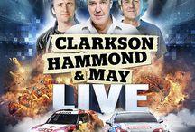 Clarkson, Hammond i May na VERVA Street Racing 2015! / Verva Street Racing 2015 wraca na Stadion Narodowy. Impreza odbędzie się w tym roku 24 października, a wezmą w niej udział brytyjscy prezenterzy - Jeremy Clarkson, Richard Hammond i James May.