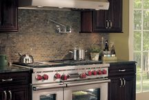 Kitchen Inspiration Board / Appliances and design, deco, Et al. for my next house