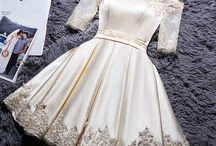 Noiva Retro / Inspirações de vestido de noiva estilo retro vintage.