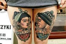 Tattoos / by Missy Yvonne