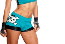 Favorite Female Wrestlers (Past and Present) / These are my favorite past and present female wrestlers