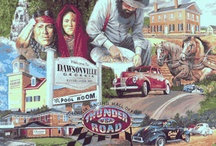 Local History / Learn all about this regions rich history in racing, moonshine, and much more!