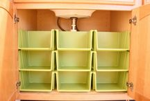 Kitchen Organization / by Tina Koert