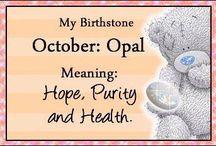 Horoskooppi, syntymäkuukausi jne juttuja