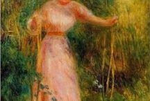Schilder Renoir