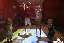 BEAM Floor Games / BEAM provides hours of active, toy-free virtual play that's safe, social, and breathlessly fun