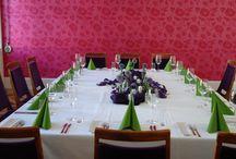 Feste feiern / es gibt immer einen guten Grund für ein Fest... Dekoration. Essen. Fest. Feier. Hotel. Event. Location. Geburtstag. Firmenessen. Veranstaltung