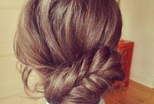 HAIRSTYLE: recogido