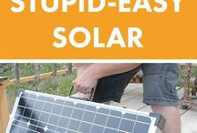 Solar Heating (portable)