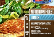 Recipes / Eat healthy and reach your fitness goals.