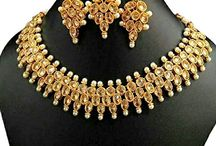 Ethnic Party Wedding Wear Women Jewelry