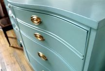 Painted Furniture / by Cindy Smith