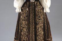 17th century attire