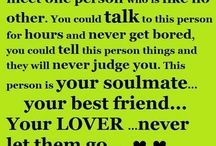 SOULMATES / Yes, I have a few...