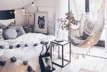 INSPIRATION : CHAMBRE / Les chambres qui nous inspirent.